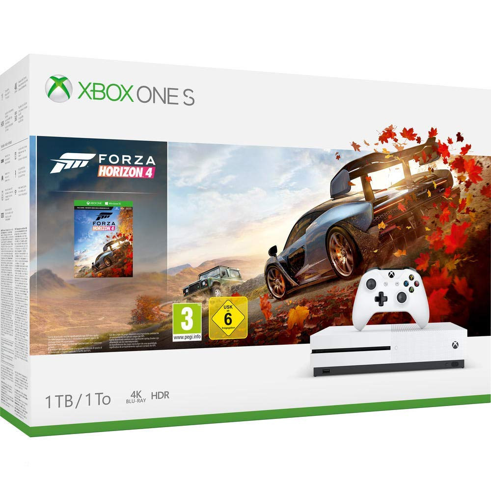 Bundle Xbox One S Forza Horizon 4