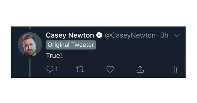 Original Tweeter