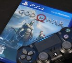  7 jeux PS4 incontournables en promo : God of War, GTA 5, Tomb Raider, Assassin's Screed Odyssey, FIFA 19, Overwatch, Resident Evil 2
