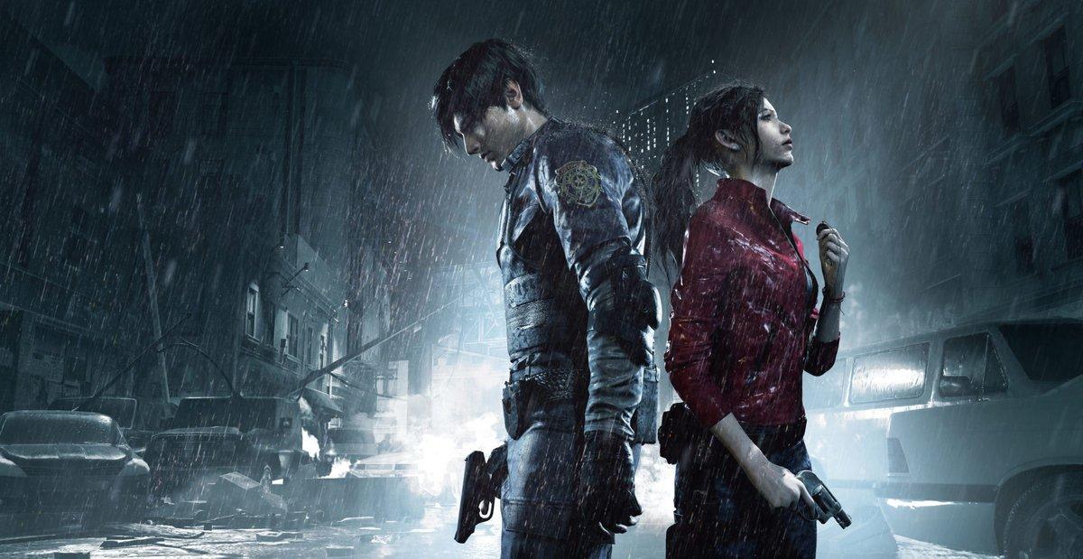 Resident Evil 2 © Capcom