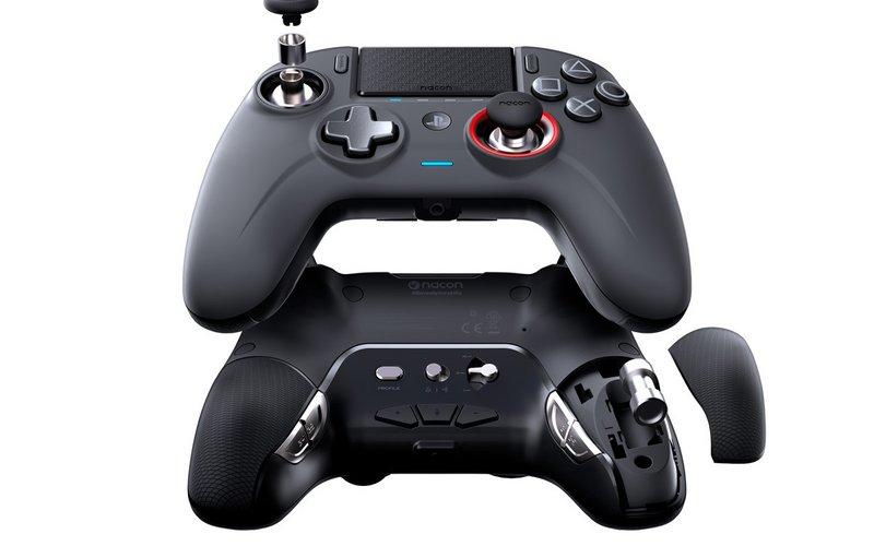 hot sale best authentic arrives Test Nacon Revolution Unlimited Pro Controller : une manette ...