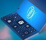 Intel bosserait sur un smartphone pliable équipé de Windows