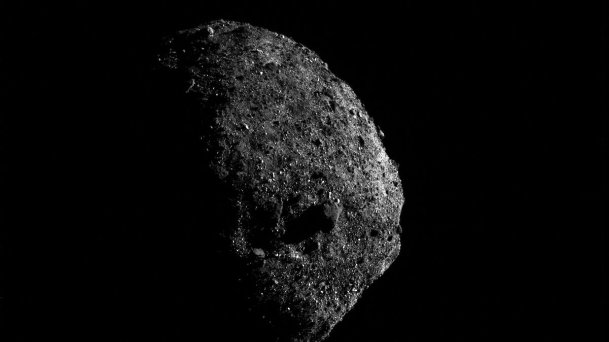 Bennu © NASA/Goddard/University of Arizona/Lockheed Martin