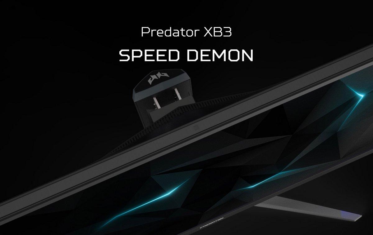Acer XB3