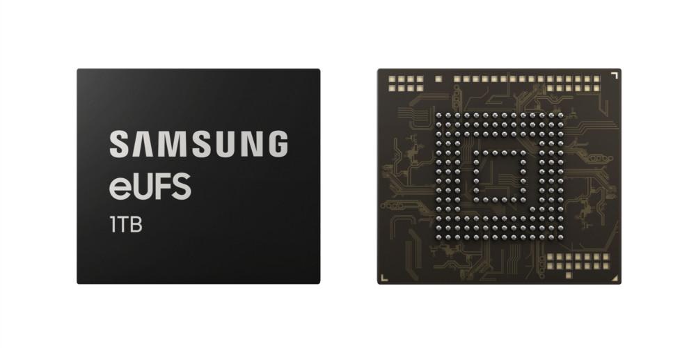 Samsung eUFS 1 To
