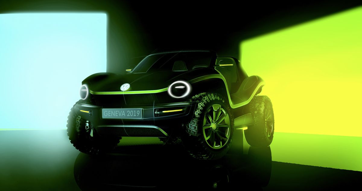 Volkswagen Buggy Electric