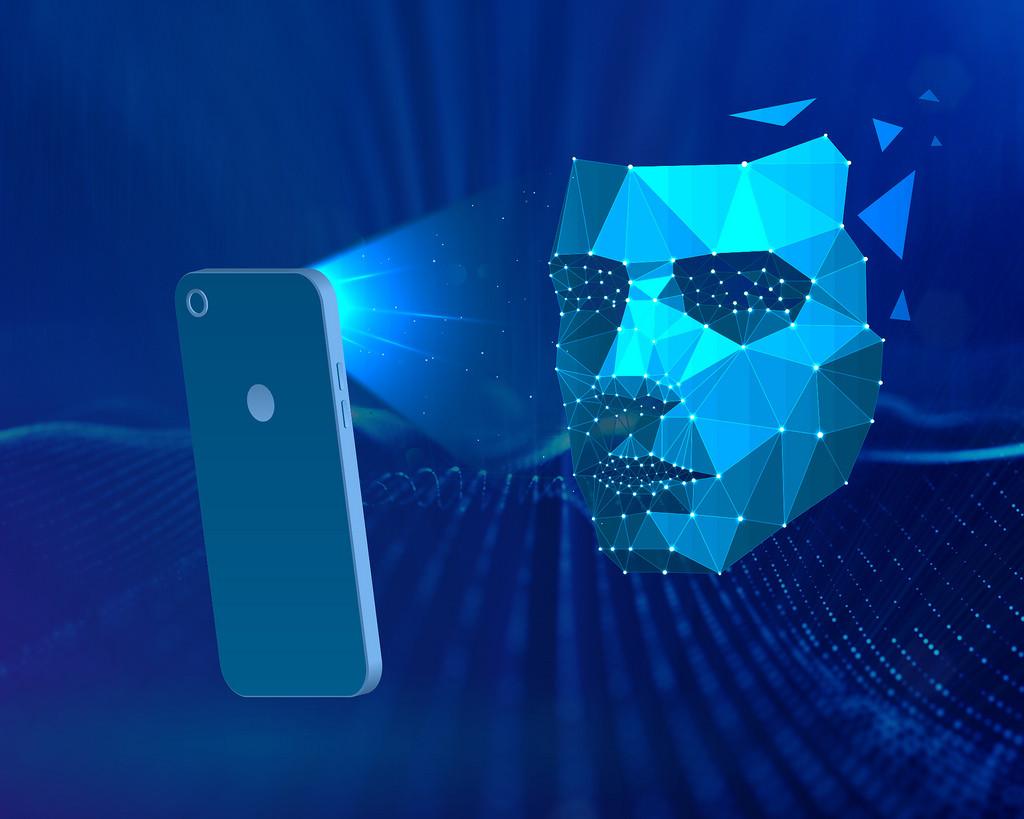 Reconnaissance faciale piégée par un masque 3D
