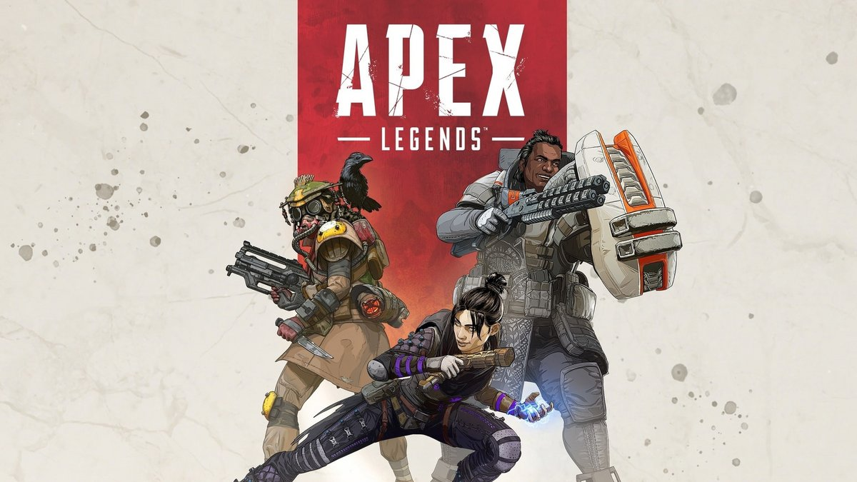 Apex Legends art