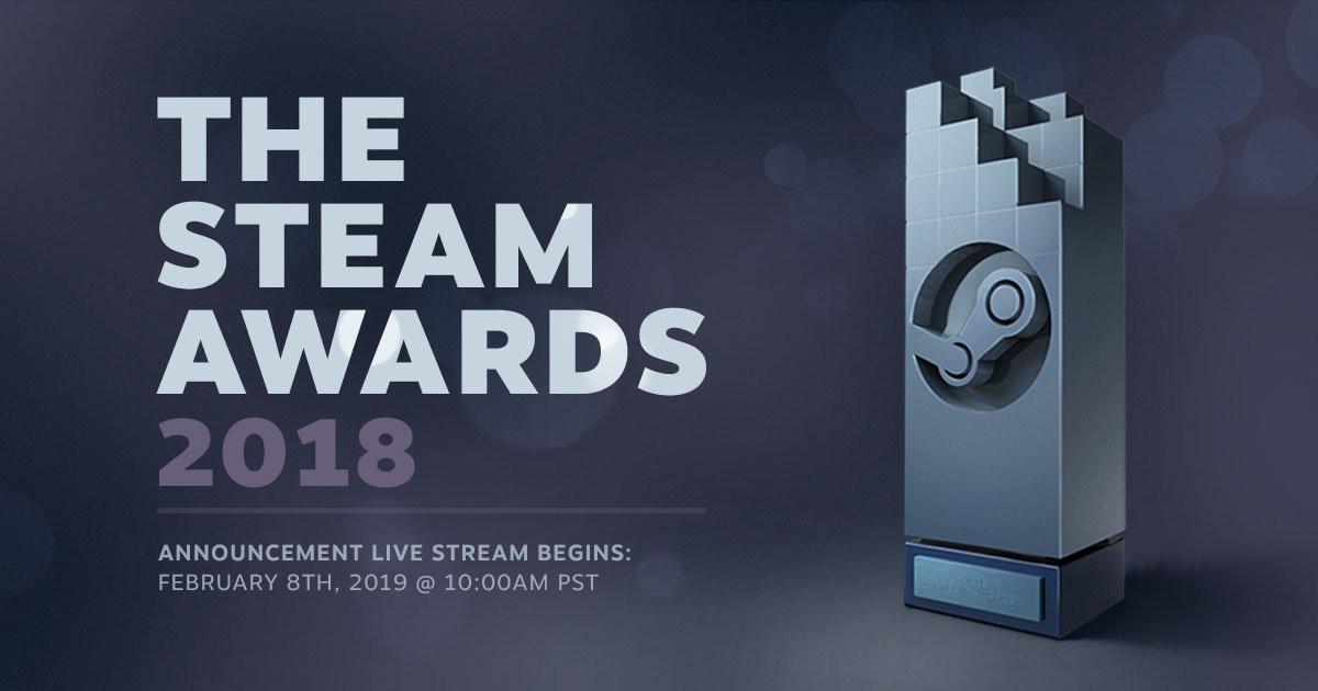 Steam Awards 2018