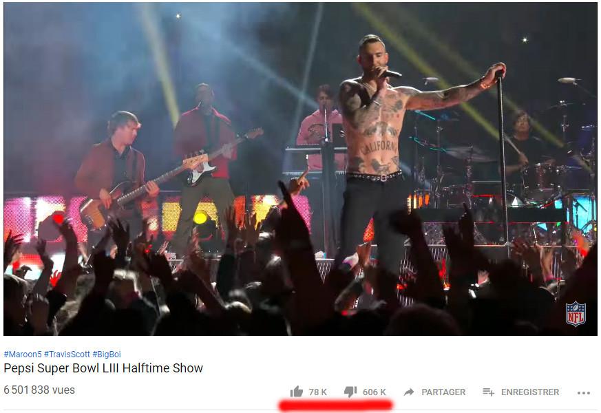 Maroon 5 YouTube