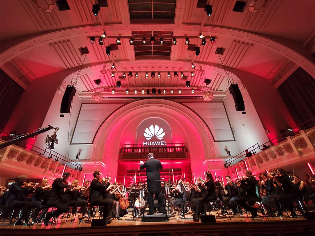 L'IA du Mate 20 Pro complète la symphonie inachevée de Schubert