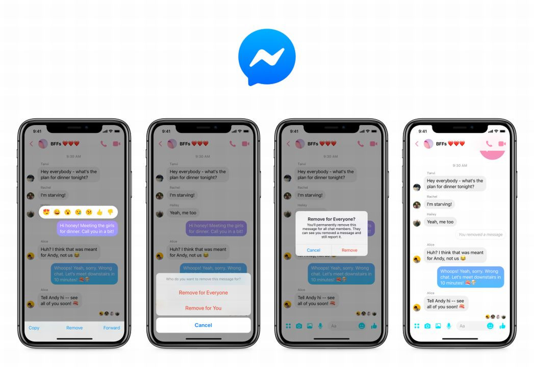 Un compte Facebook est désormais obligatoire — Messenger