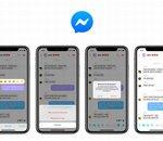 Il n'est plus possible d'utiliser Messenger sans compte Facebook