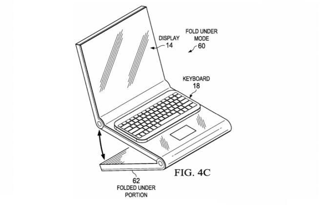 Dell ordinateur pliable 4 écrans configuration laptop