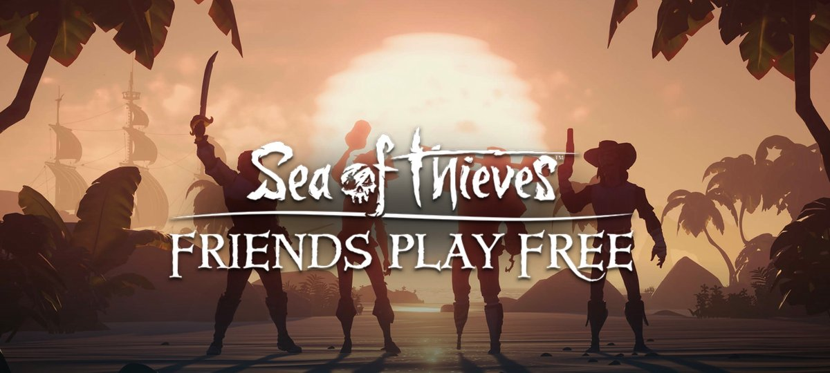 sea of thieves free to play