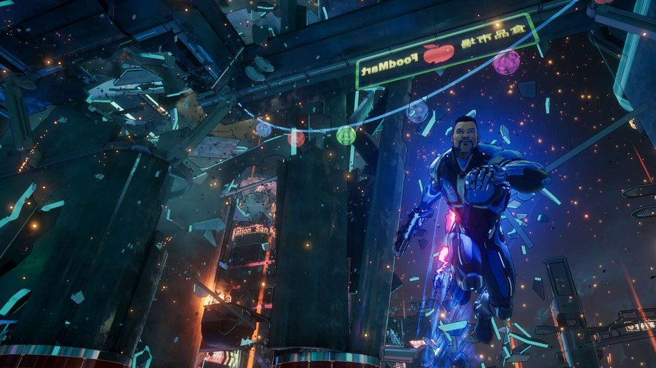 Crackdown 3 multijoueur test