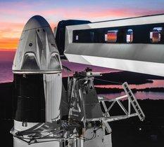 SpaceX, des touristes en orbite d'ici 2022 ?