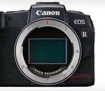 Canon EOS RP : un appareil mirrorless plus léger et plus accessible en fuite