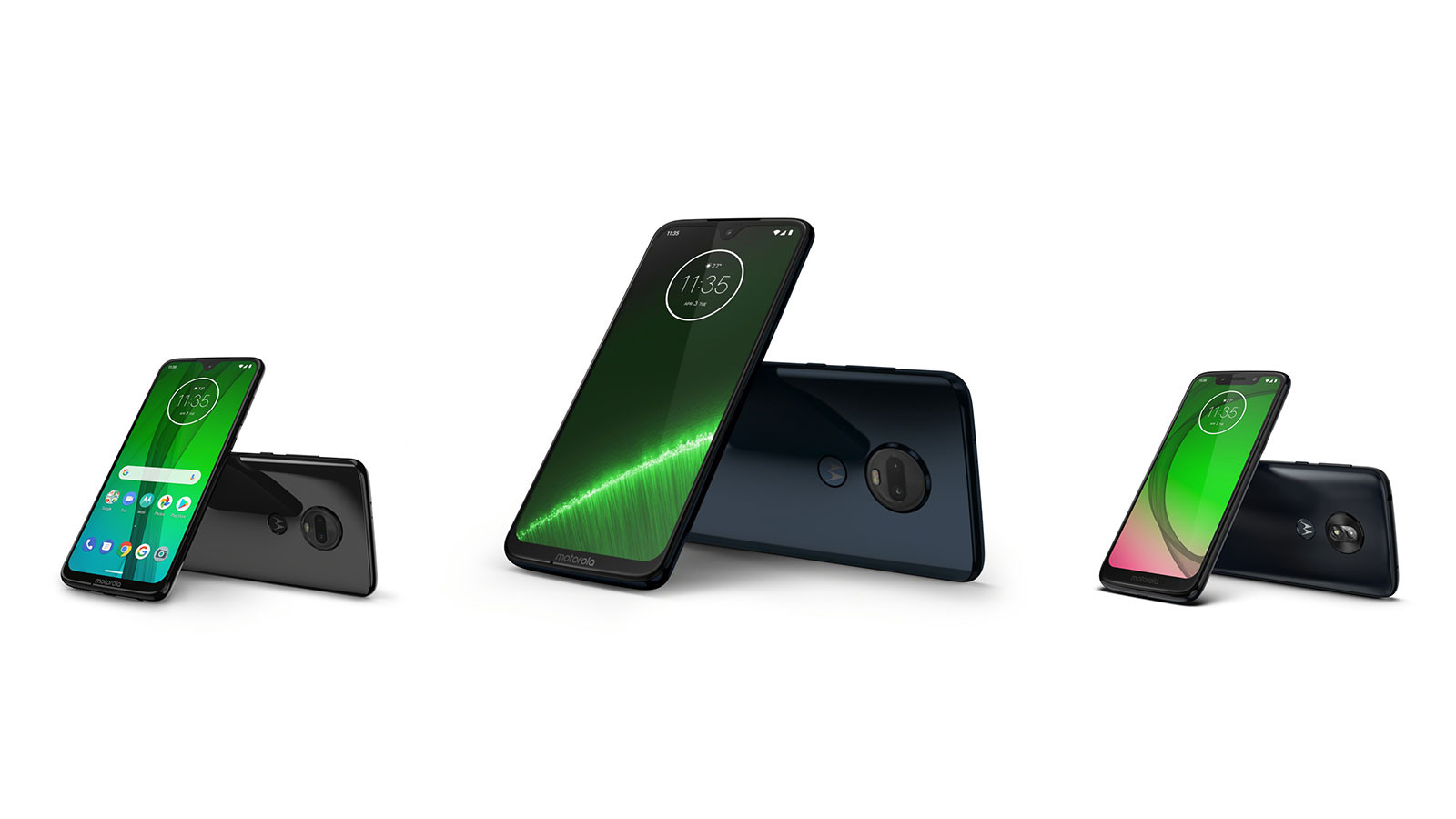 La nouvelle gamme Moto G7 à partir de 169 euros — Motorola