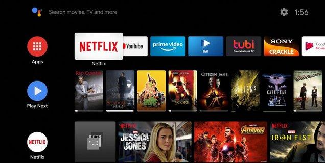 Android TV devrait accueillir Google Stadia en 2020 en autres améliorations de l'OS