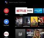 Android TV se met à jour et améliore son écran d'accueil