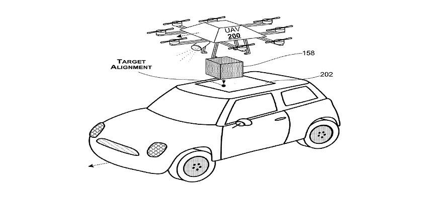 Livraison Drone Microsoft