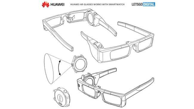 Huawei lunettes AR