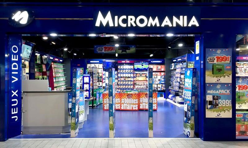 micromania magasin.jpg © Micromania.fr