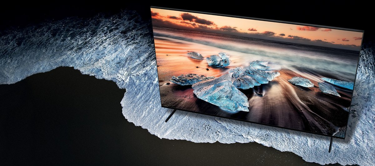 TV Samsung QLED 8K Q900
