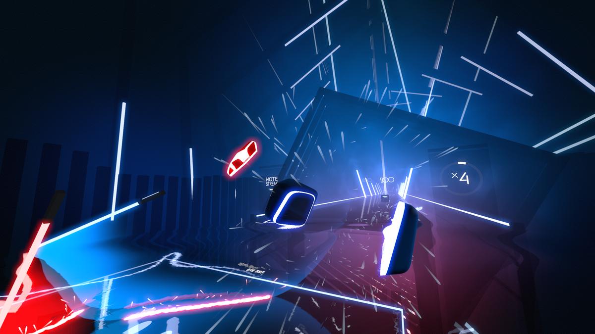 Beat Saber Steal VR
