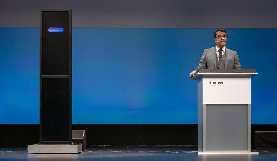 IBM IA Débat