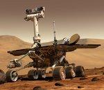 La NASA a officiellement fait ses adieux au rover Opportunity