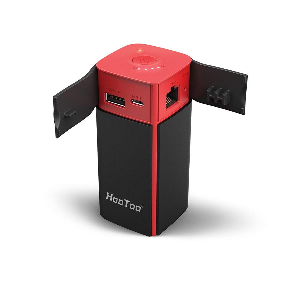 HooToo NAS portable