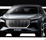 Salon auto de Genève : Audi révèle son Q4 e-tron, nouveau SUV compact électrique
