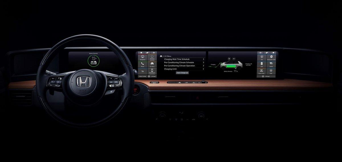 Honda voiture électrique