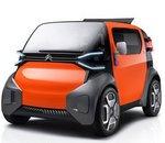 Ami One Concept : Citroën présente son biplace électrique connecté et sans permis