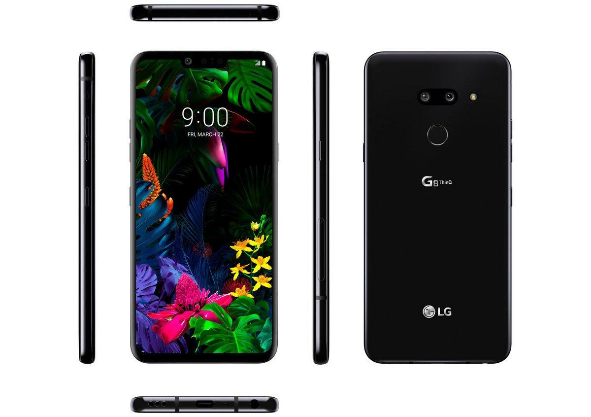LG G8 Leak