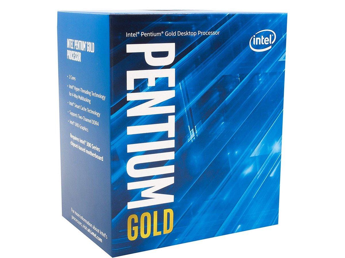 Pentium Gold G5620