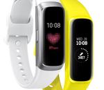 Galaxy Fit, une semaine d'autonomie pour le nouveau tracker sportif