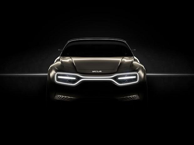 Kia concept électrique
