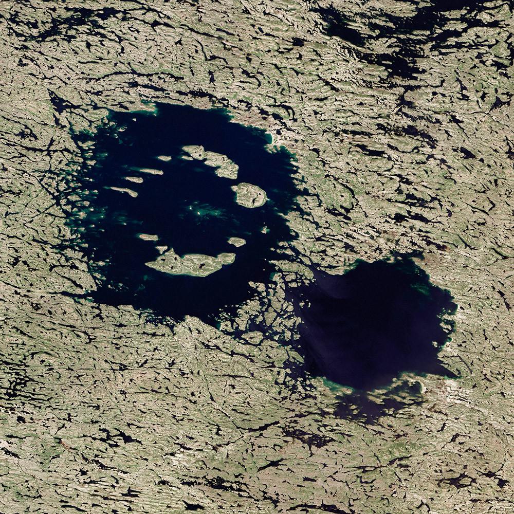 Lac Wiyâshâkimî - Clearwater Lakes