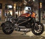 Il y a 40 ans, Harley Davidson avait déjà un prototype de moto 100% électrique