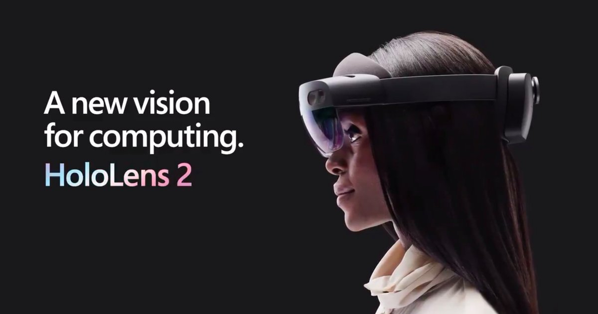 Hololens 2 © Microsoft