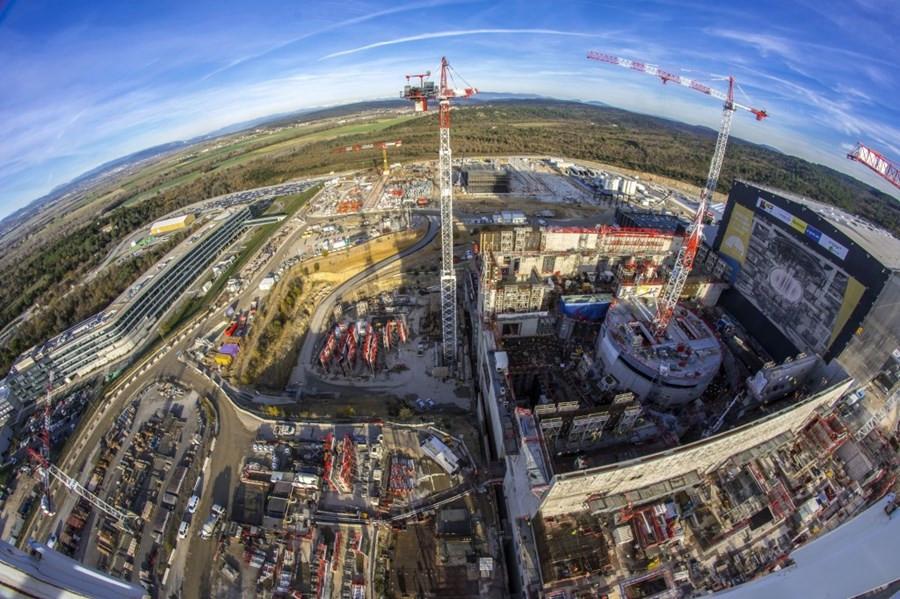 ITER - chantier