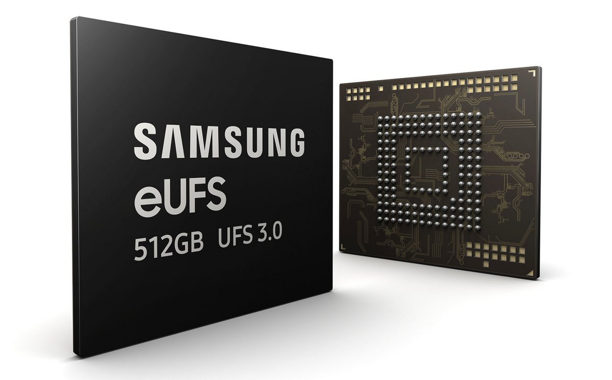 Samsung eUFS 3.0