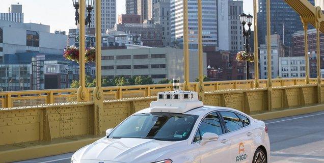 D'après Argo, les premiers taxis autonomes ne seront probablement pas électriques
