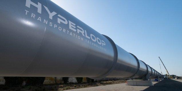 Hyperloop : la prochaine compétition sera un tronçon incurvé de 10 km