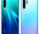 Des photos volées du Huawei P30 révèlent un zoom optique 7,8x