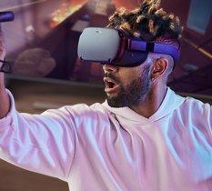 L'Oculus Quest sans manettes grâce au suivi des mains, ça y est !