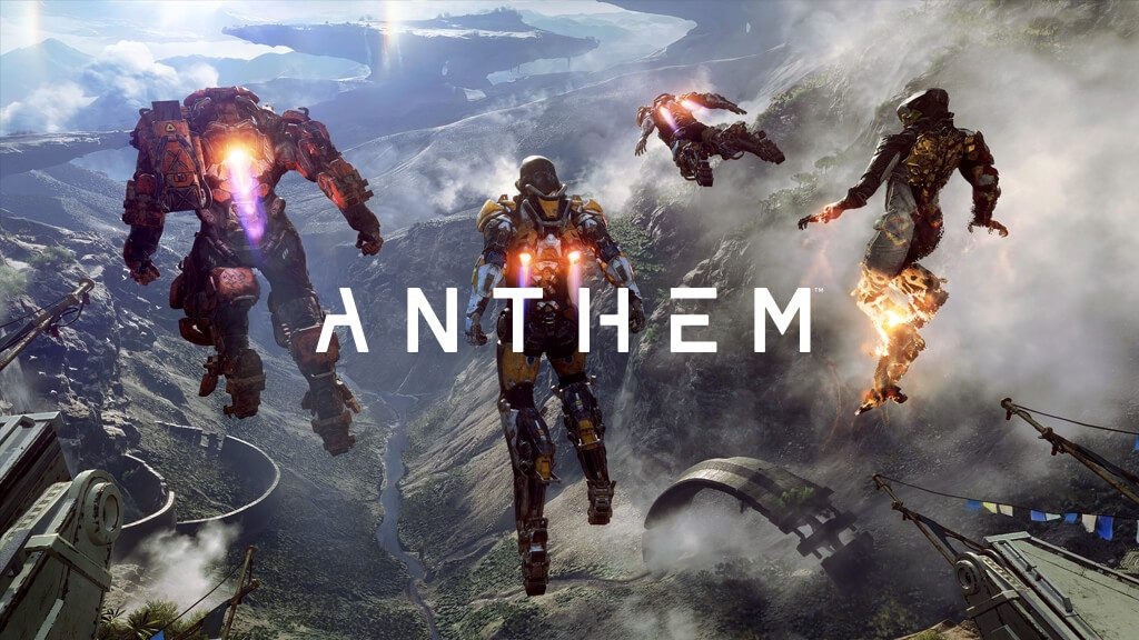 Vers un possible reboot du jeu — Anthem